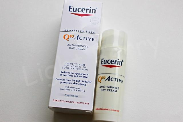 Eucerin Q10 Active Anti-Wrinkle Day Cream