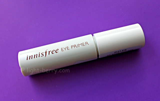 Innisfree eye primer review