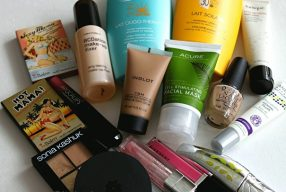 Taking care of cosmetics