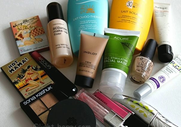 Shelf life of cosmetics