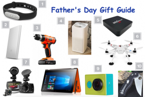 10 Father's Day Gift Ideas